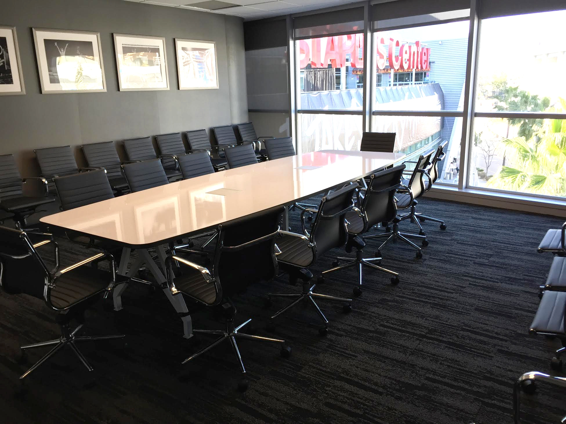 AEG Boardroom Kayak Conference Table
