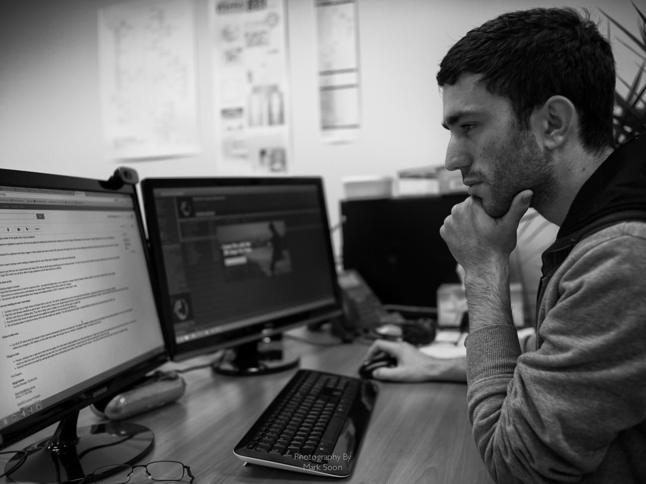 Adriano Di Palma - SEO & Marketing Strategist.