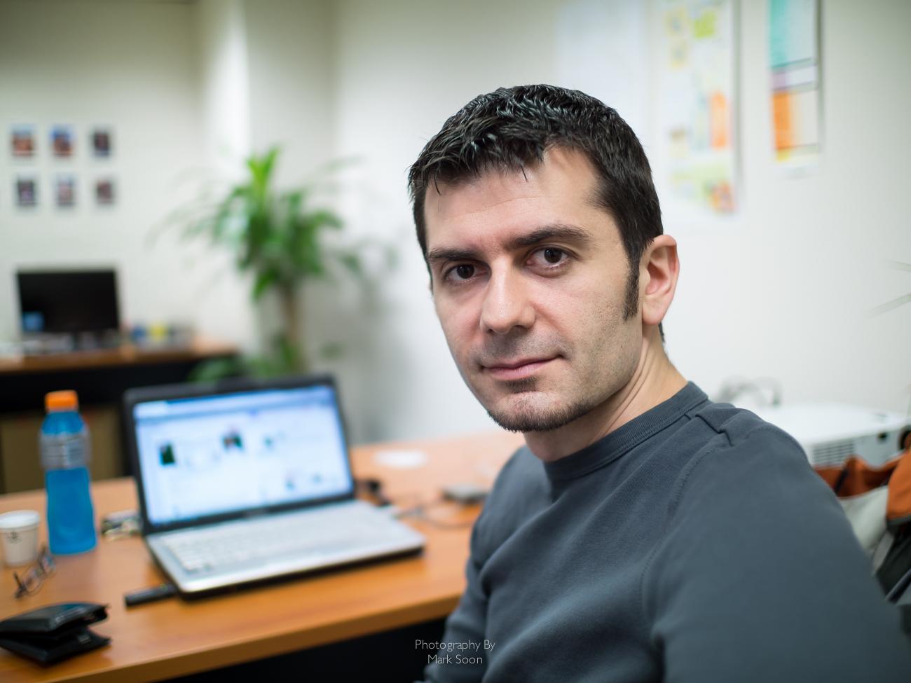 """SEO & marketing guru """"Dan Petrovic"""" - Director of Dejan SEO."""