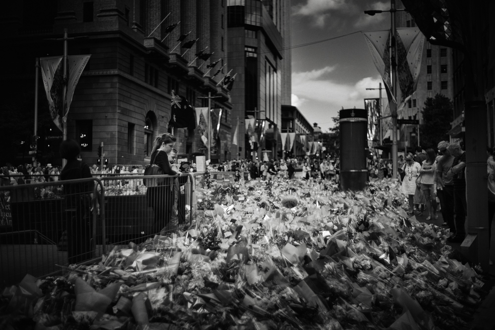 Martin Place Siege, Sydney