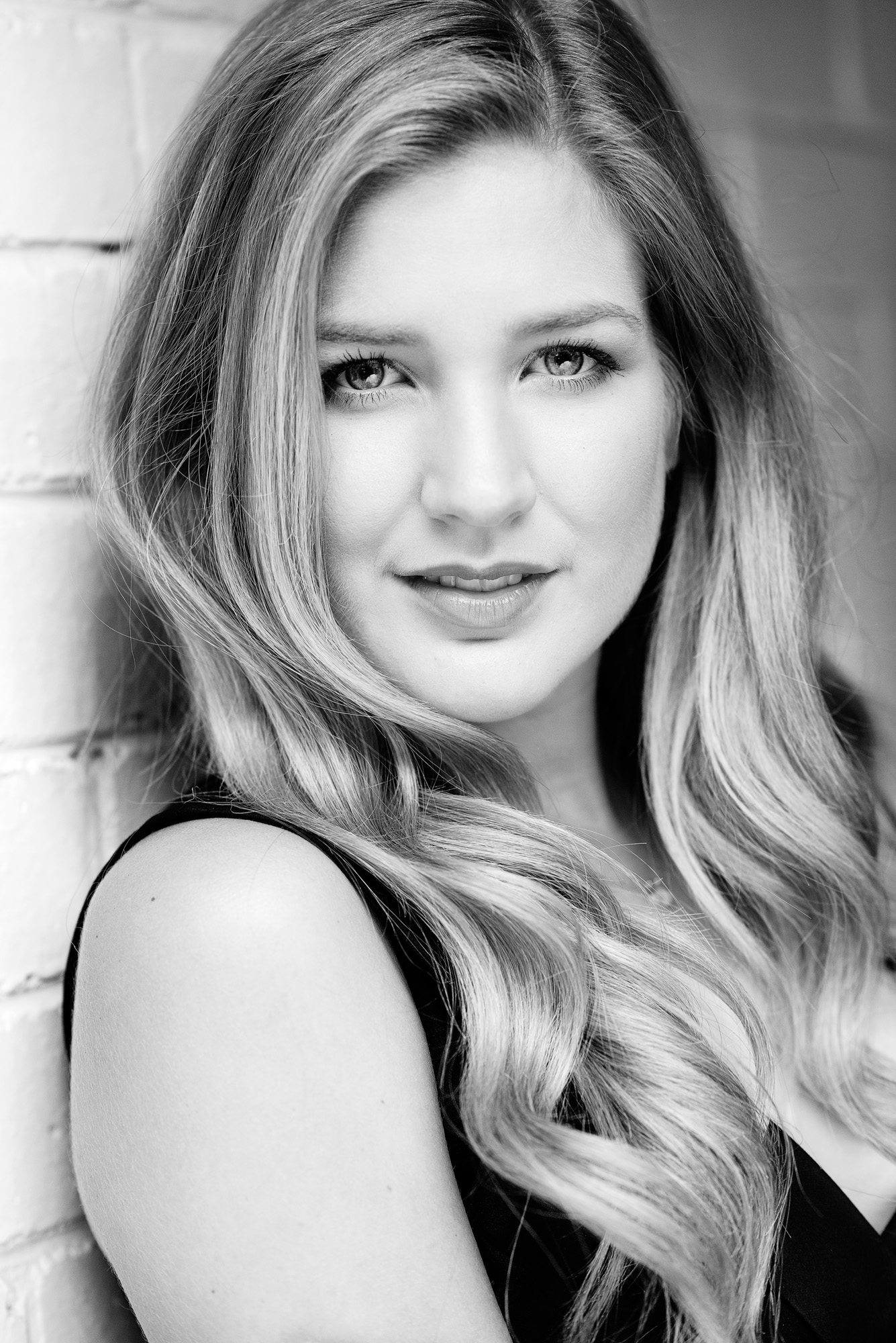 Georgina Hopson - Musical Theatre Actress Headshot