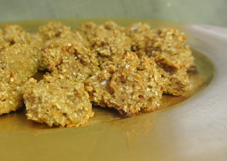 Butternut Bliss Biscuits