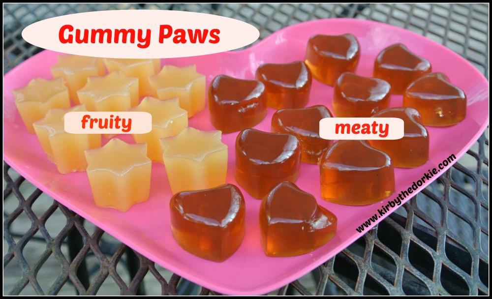 *Gummy Paws