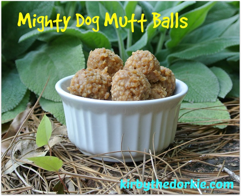 *Mighty Dog Mutt Balls