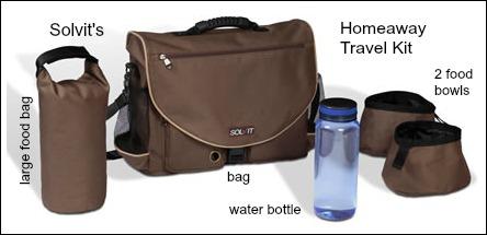 Solvit Travel Kit