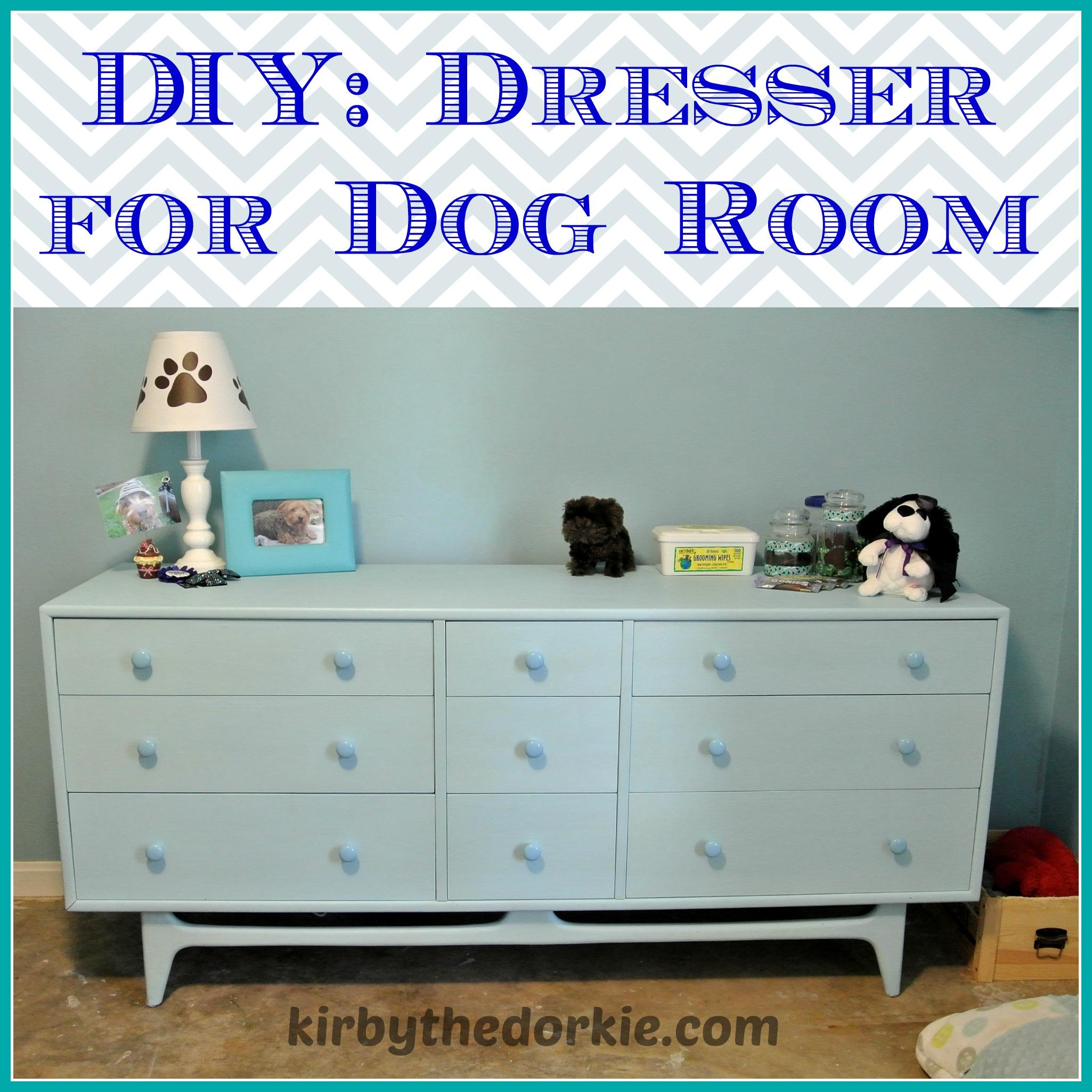 Playroom Dresser