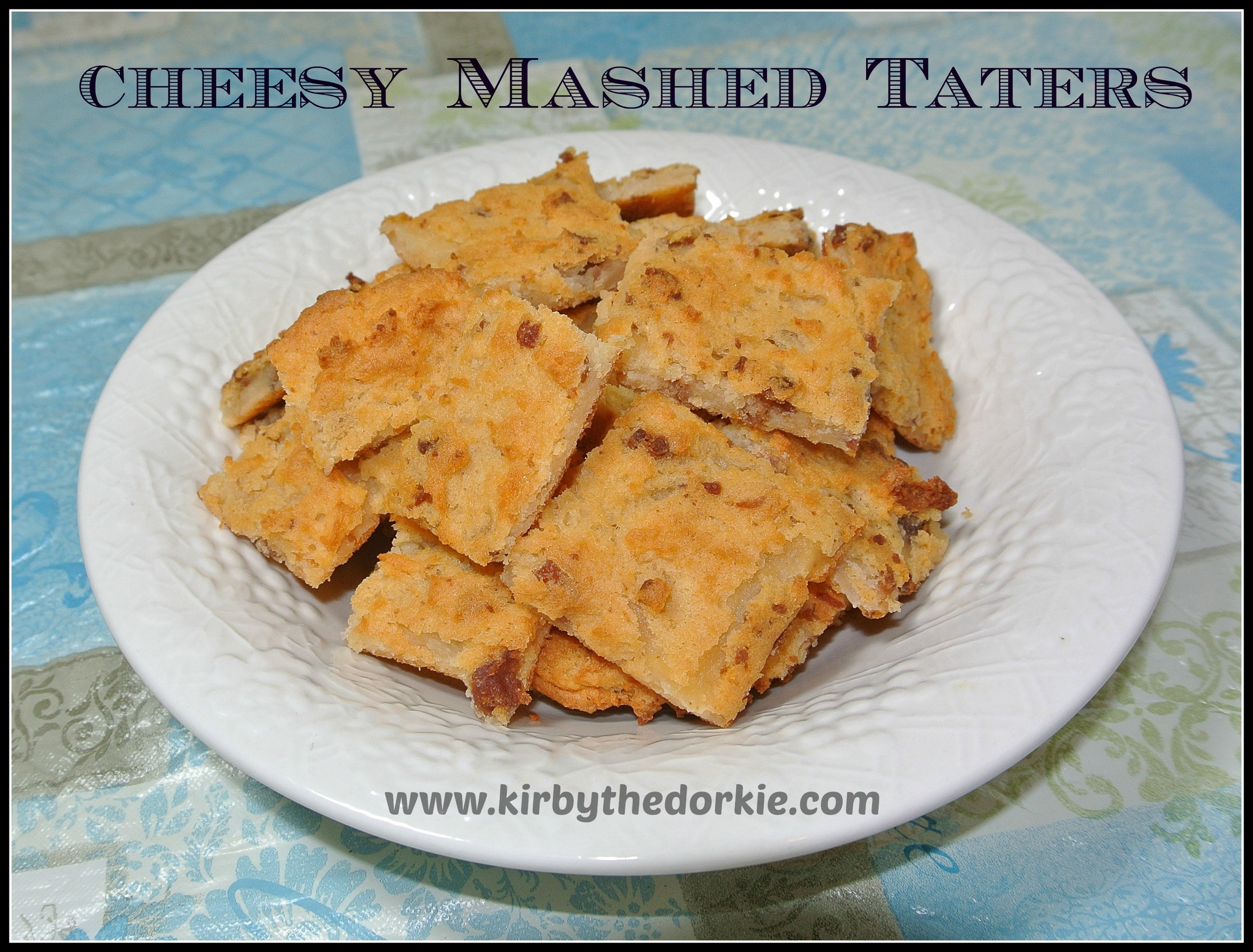 Cheesy Mashed Taters