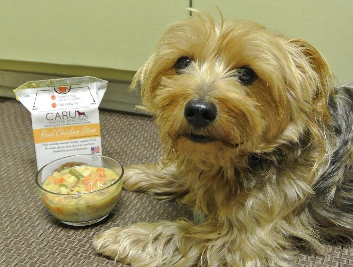 Caru Dog Food 2_01.JPG