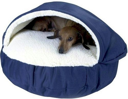 The Cozy Cave Pet Bed