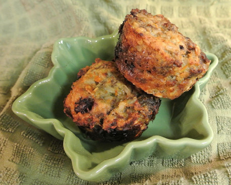 Meaty Muffins