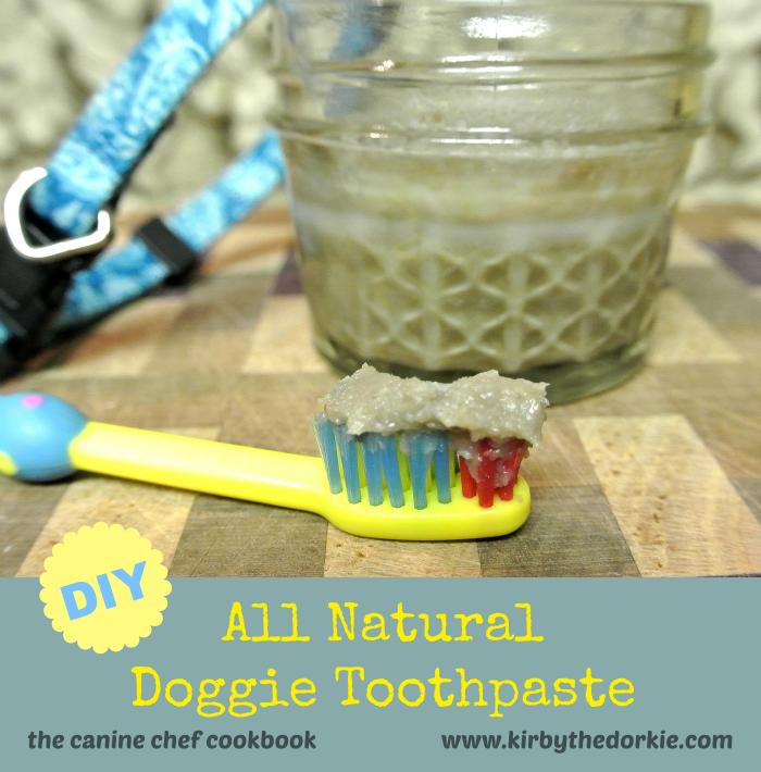 Doggie Toothpaste