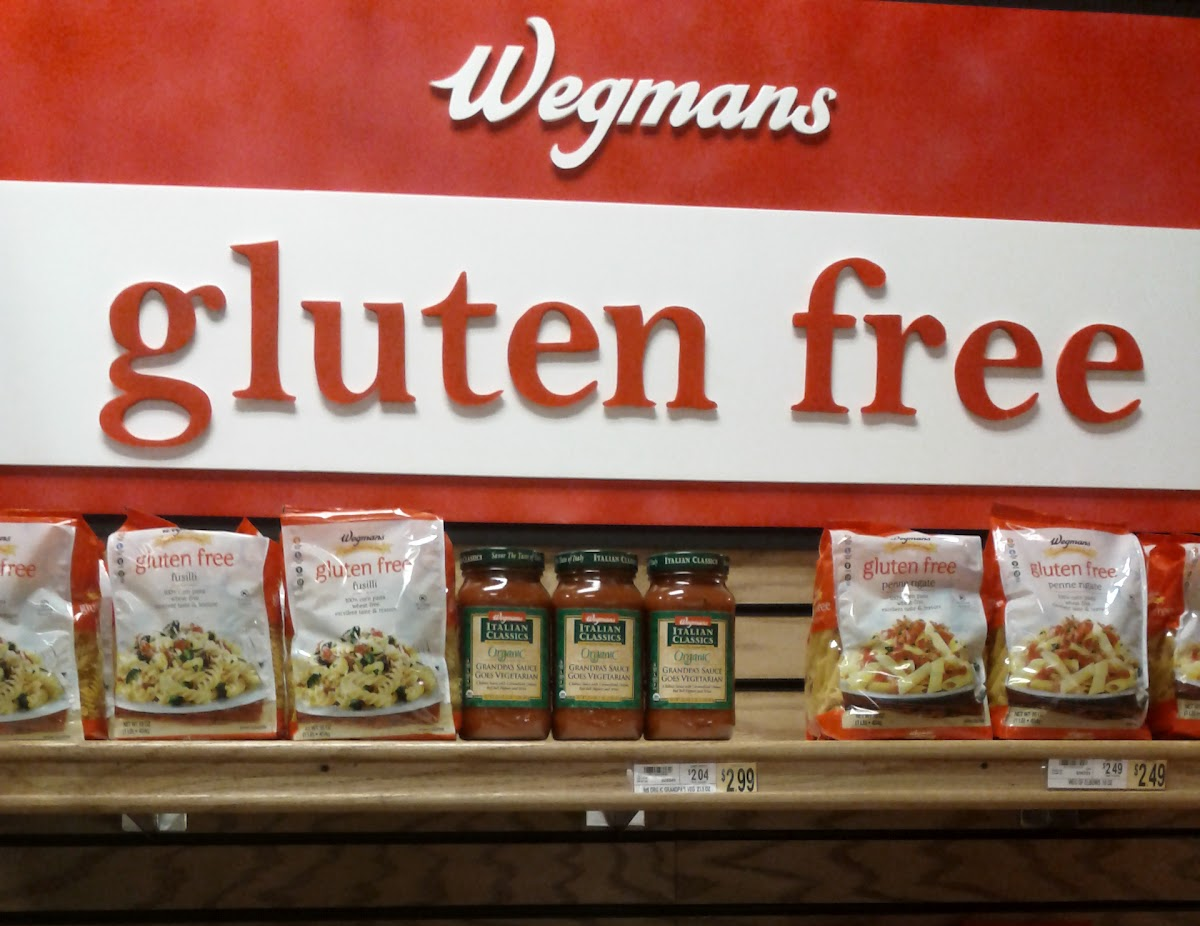 Wegmans_Gluten-Free Products_May 2012