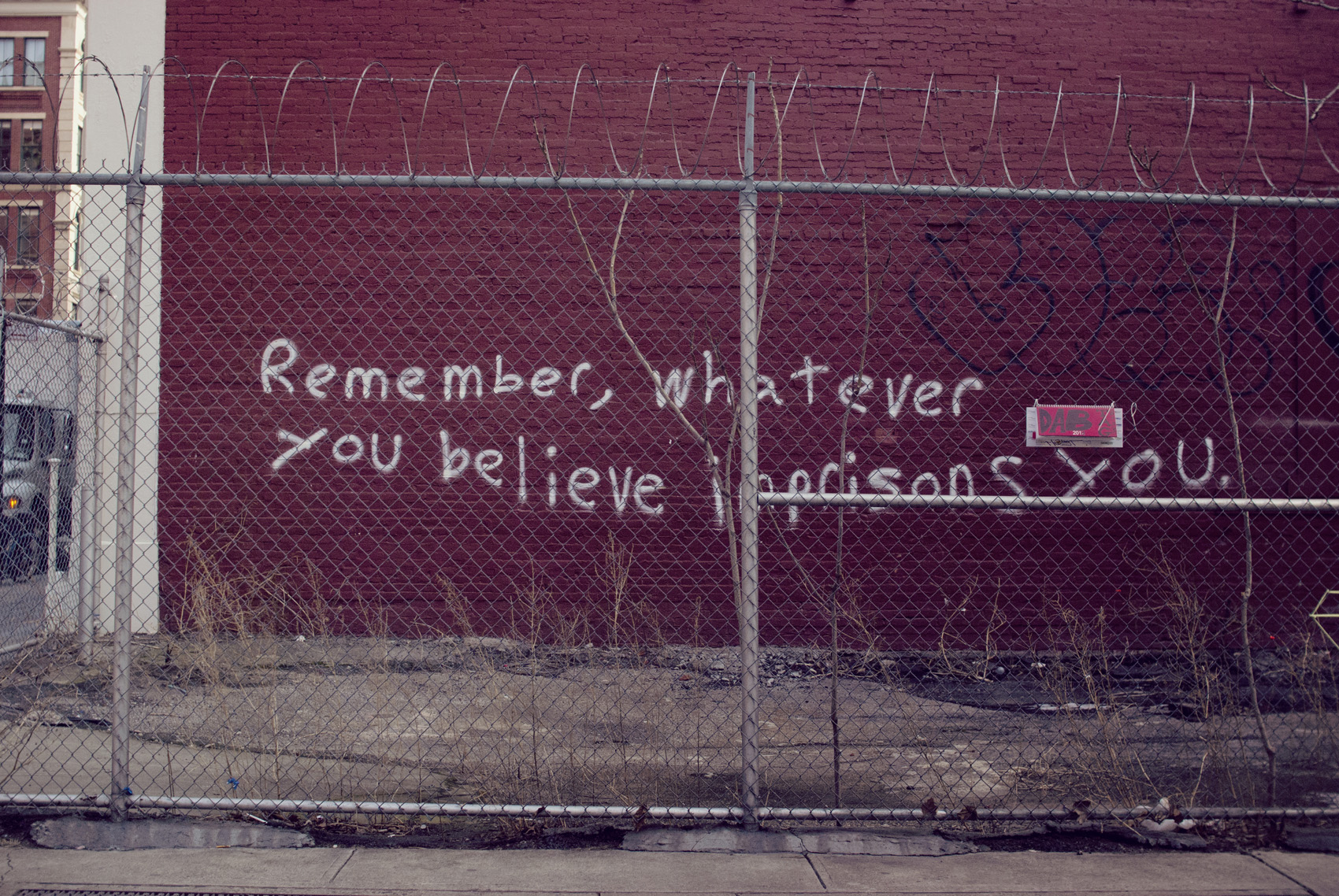 Whatever+You+Believe+Imprisons+You+NYC+SOHO