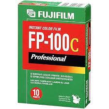 Fuji's Version of Color Pack Film