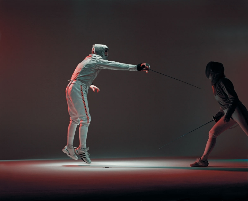 Sabre Fencing at NLSC - New Fencers Welcome - Beginners Start at any time contact Us