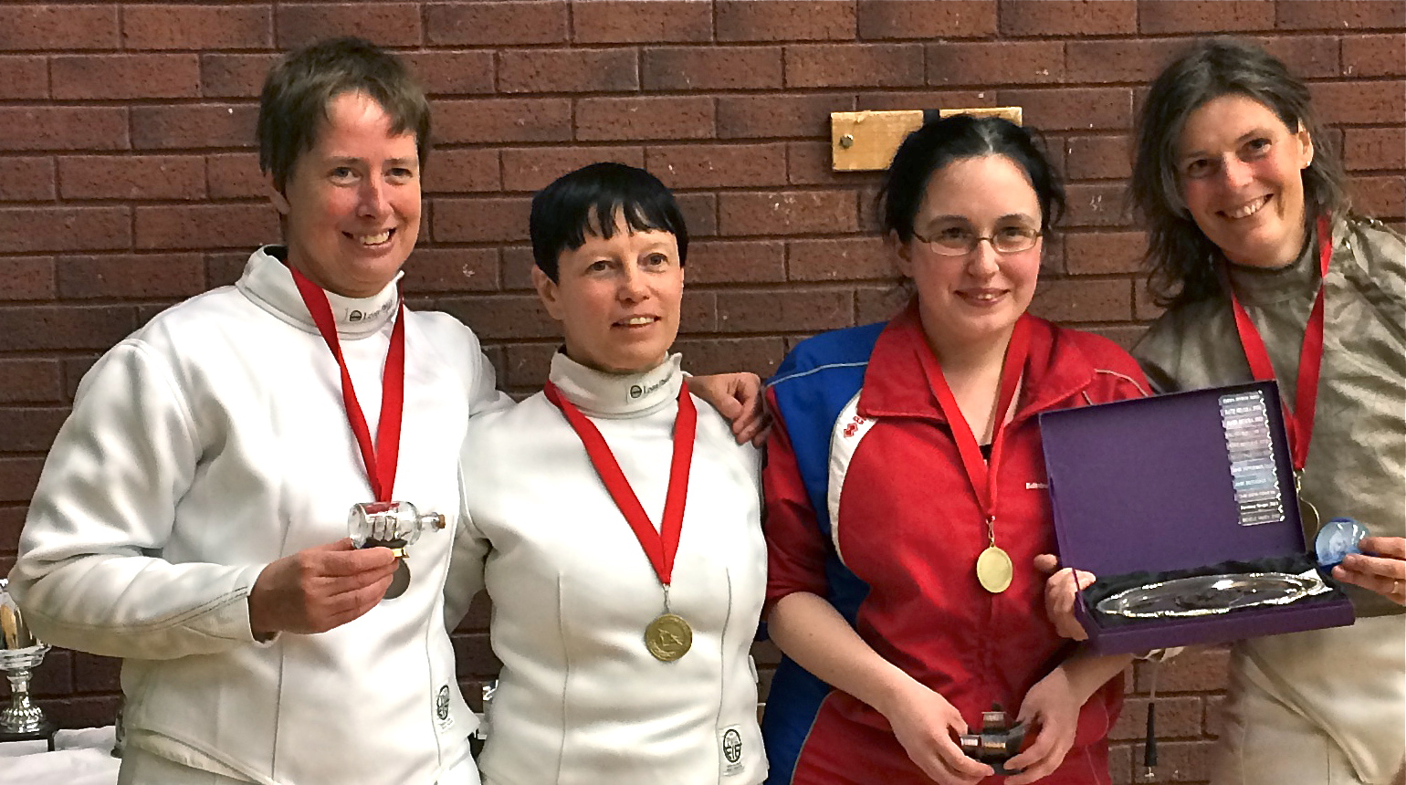 Lynn Williams wins Bronze Medal at 2014 Hampshire Open for NLSC
