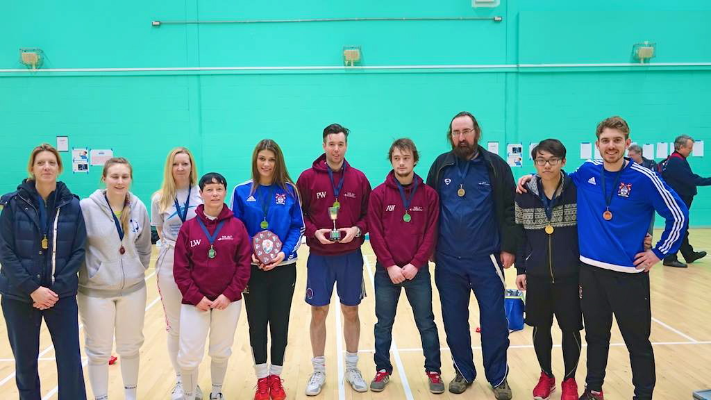 NLSC Success at Herts County Championships - February 2015