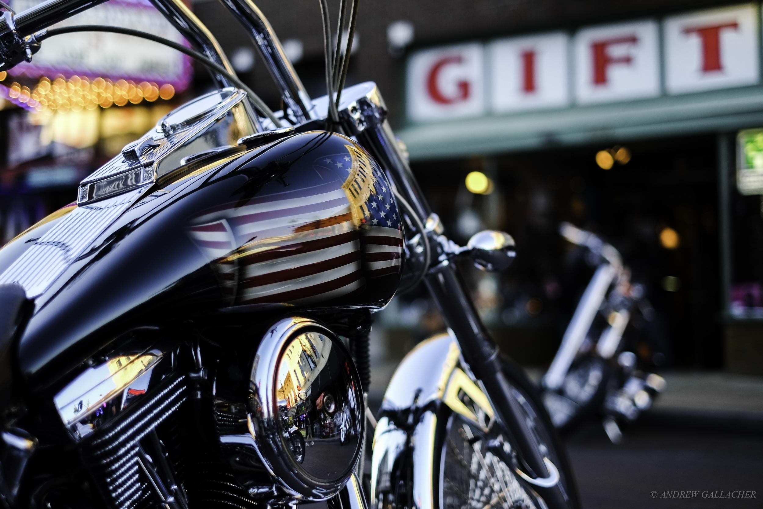 Beale Street Harley, Memphis
