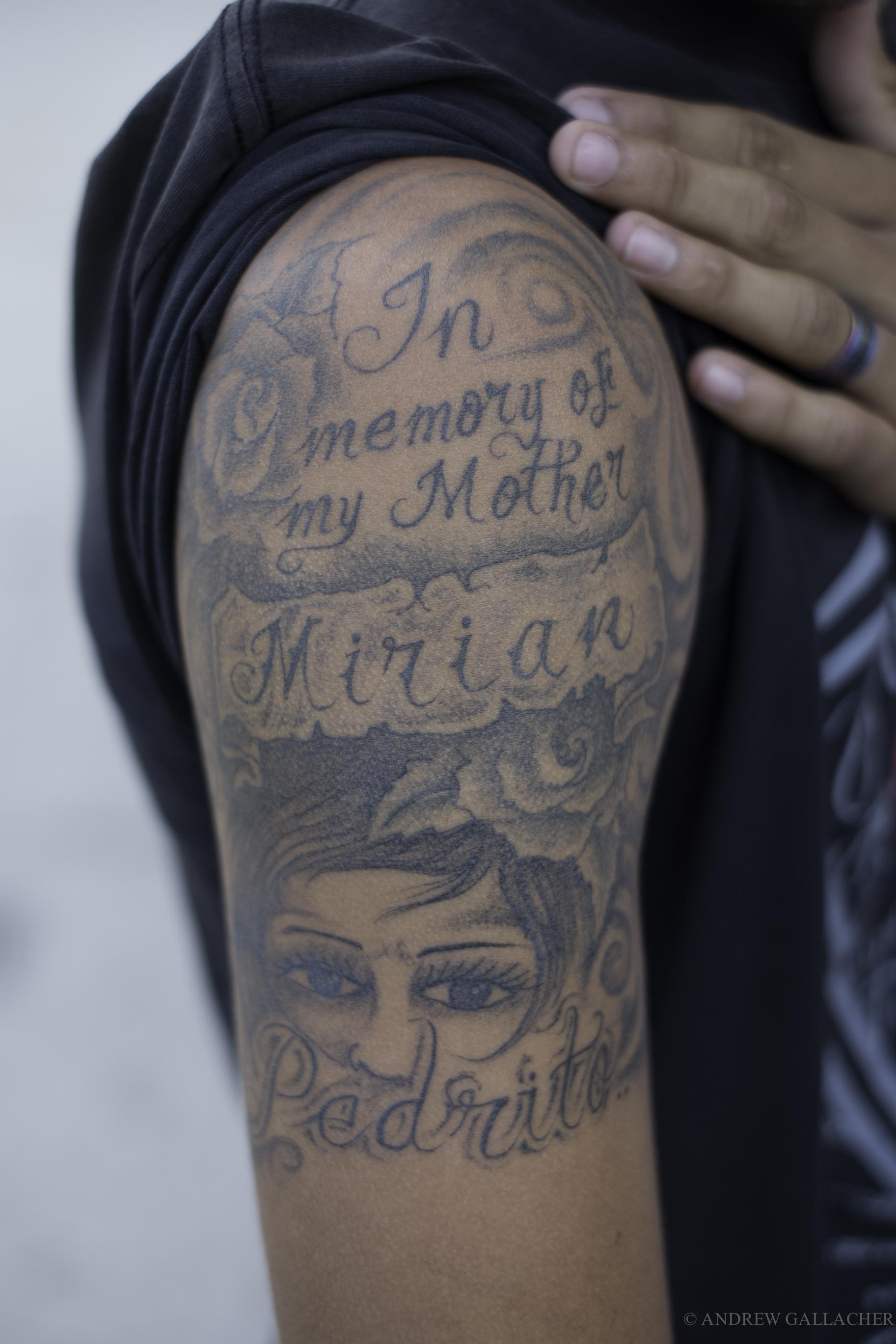'In Memory' San Salvador