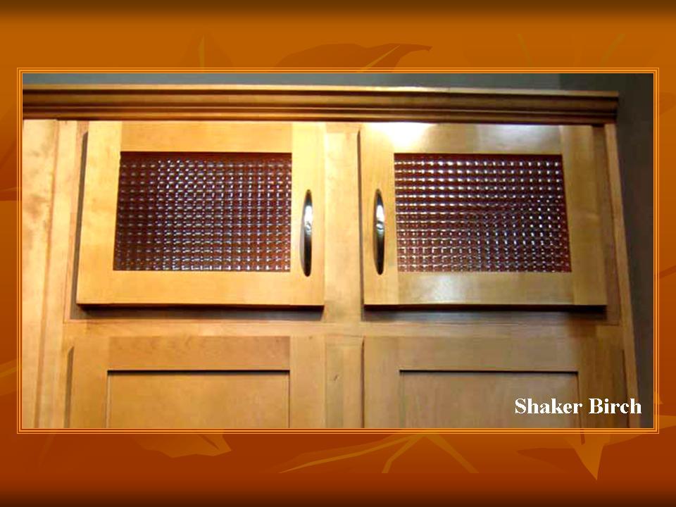 Shaker Birch