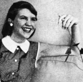 """The story of 20-year-old Sylvia Plath's """"real whirl"""" in 1953 Manhattan:a review of Elizabeth Winder's Pain, Party, Work  for the Slate Book Review."""