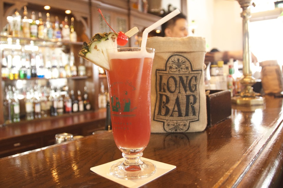 It's the 100th anniversary of the creation of the Singapore Sling. Is that a good thing? A dispatch for Roads & Kingdoms'  Five O'Clock Somewhere  series.