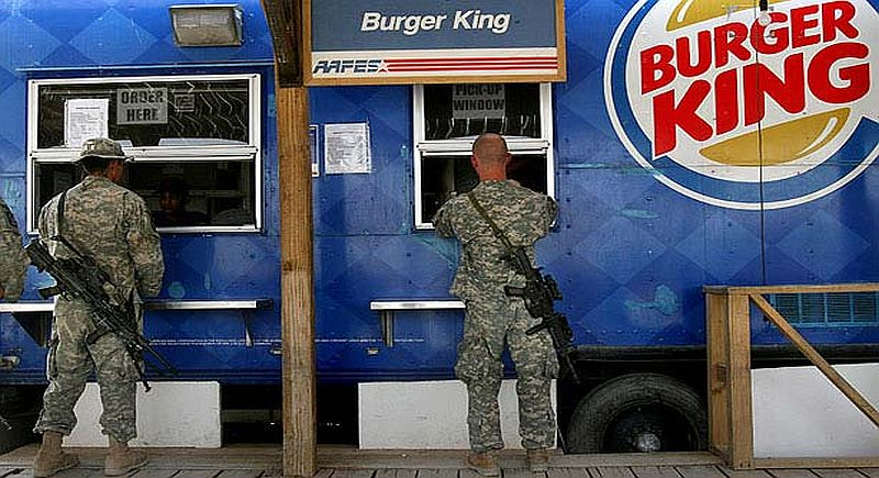 Why are Americans eating high-energy foods that make them fat? Blame the military. A review for  The New Republic .