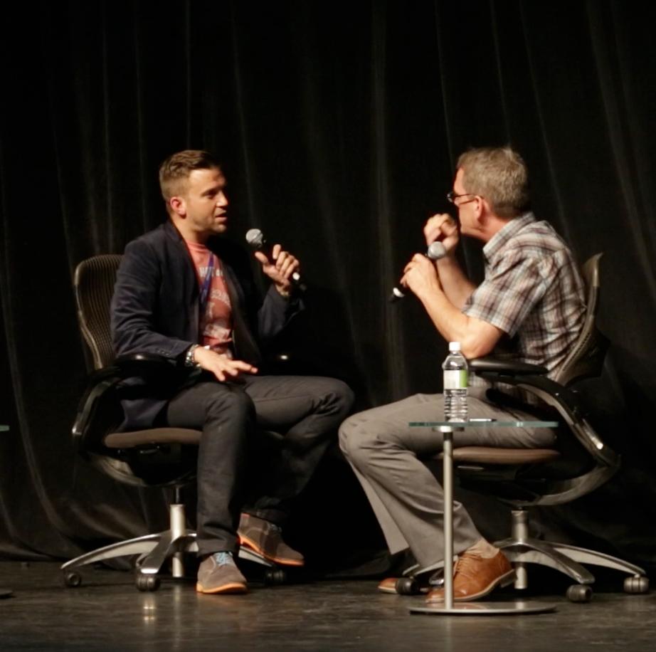 Chef Todd Erickson, Haven Hospitality Concepts and Jeff Kingman, Moderator