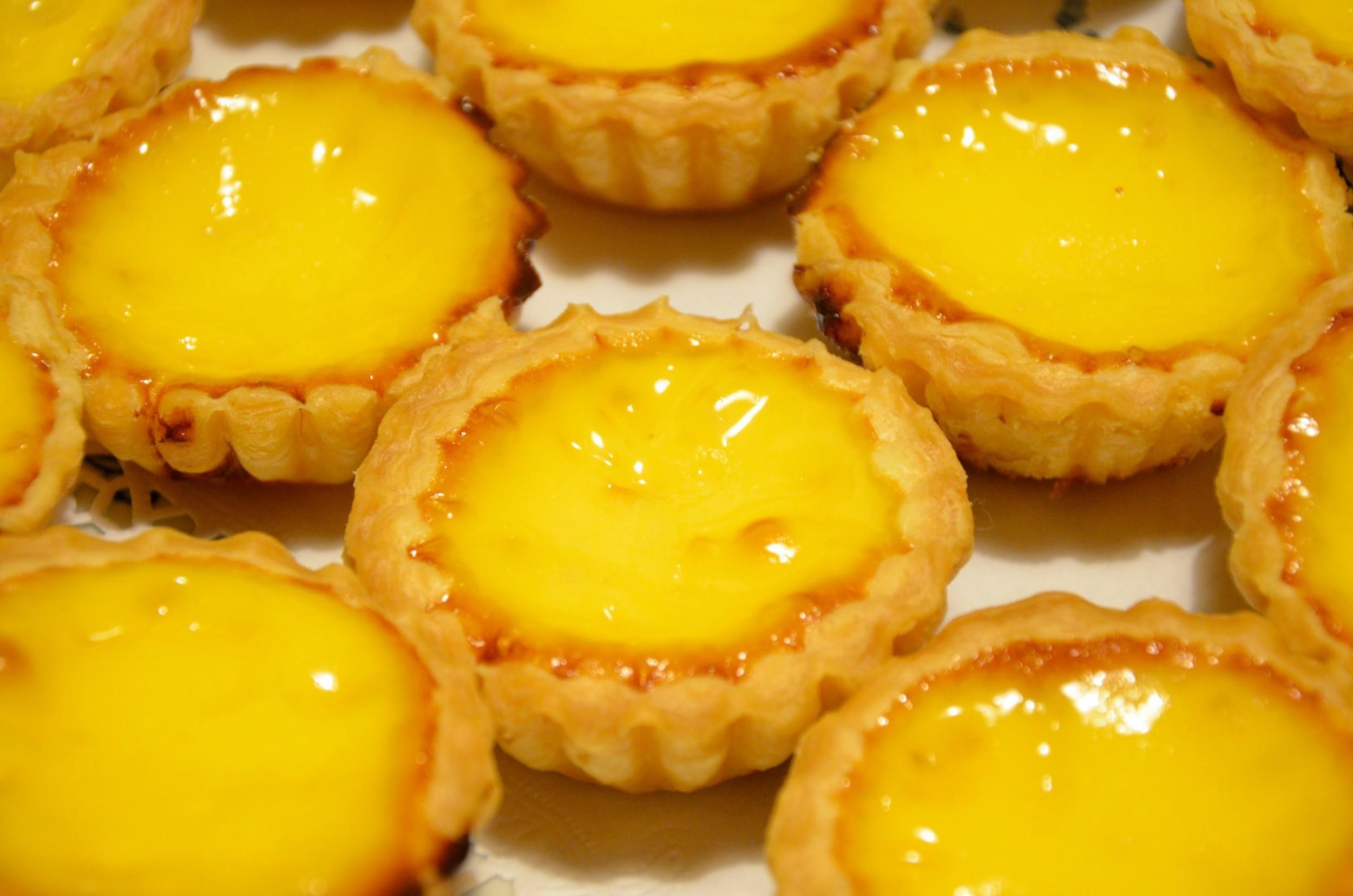 Foodable WebTV Network |  Pictured: Hong Kong-style egg tart  | Photo Credit: YouTube