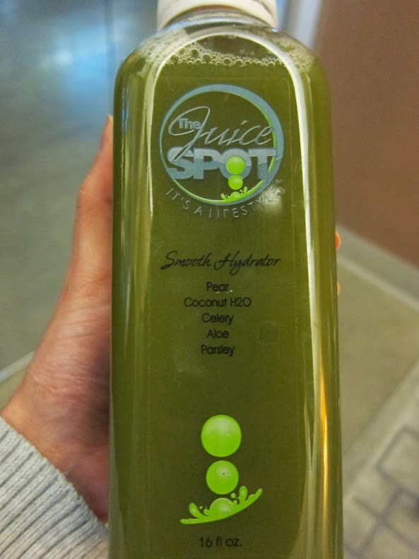 Smooth Hydrator, The Juice Spot