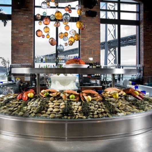 Raw Bar | Photo Credit: Instagram