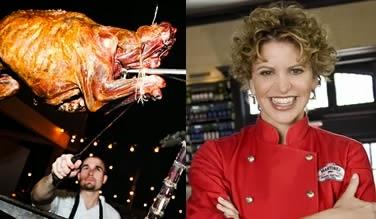 Goya Food's Swine & Wine hosted by Michelle Bernstein | Photo Credit: SBWFF