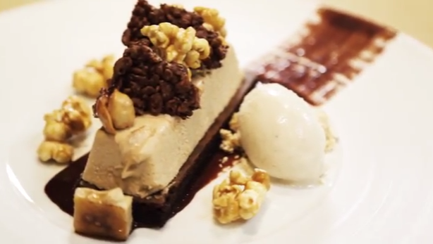 Audrey's P.B.C. Dessert | Foodable WebTV Network