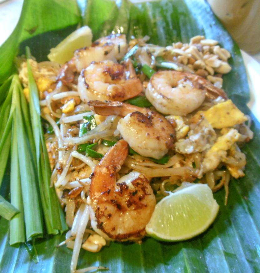 Pad Thai/Phat Thai atPok Pok Phat Thai, NYC