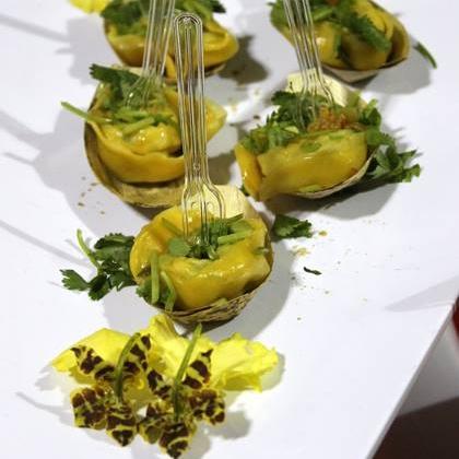 House of Nanking's veggie dumplings   Photo Credit: Carolyn Jung/Facebook