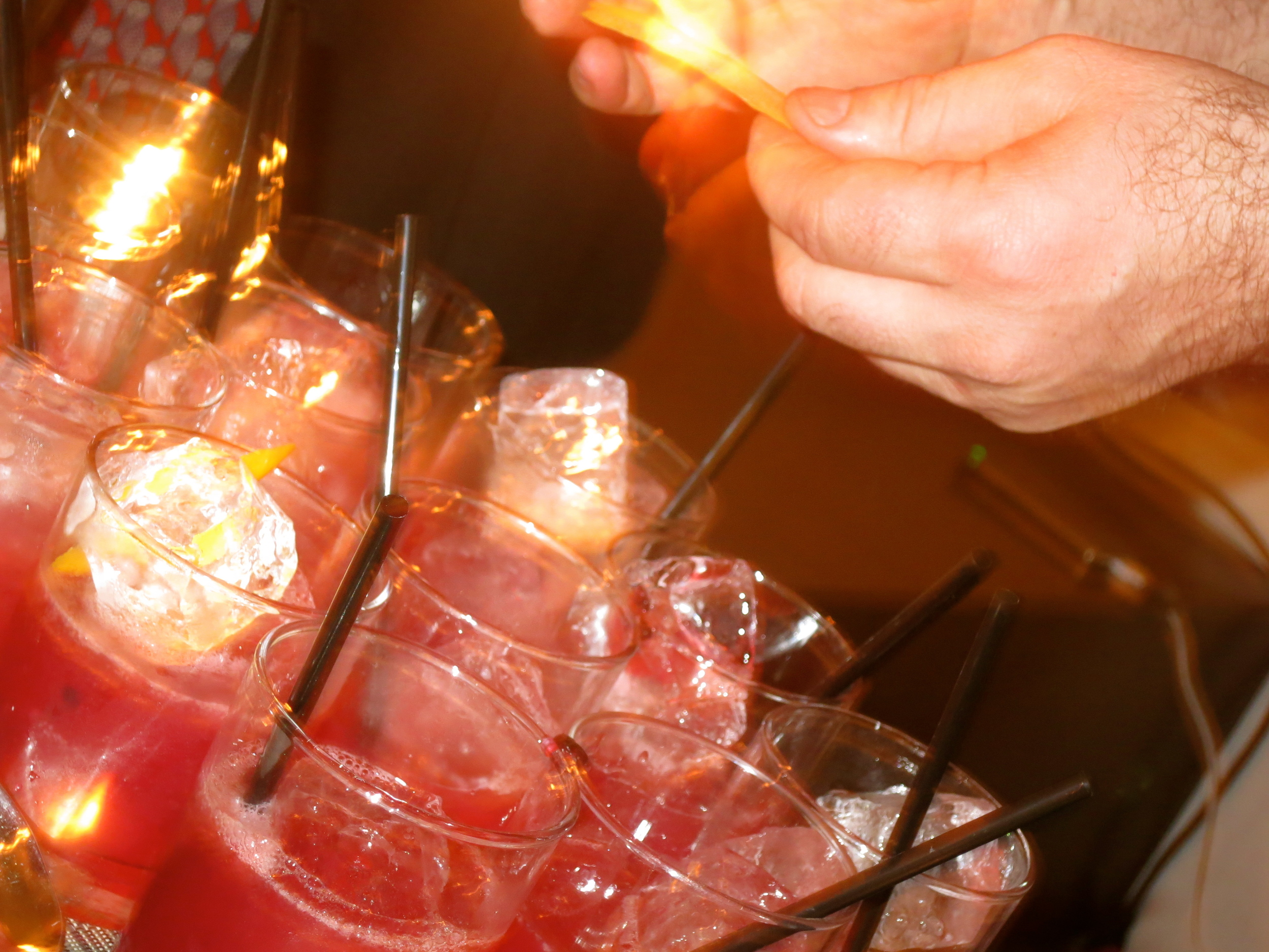 Cocktails by Dave Whitton/Sunset Marquis