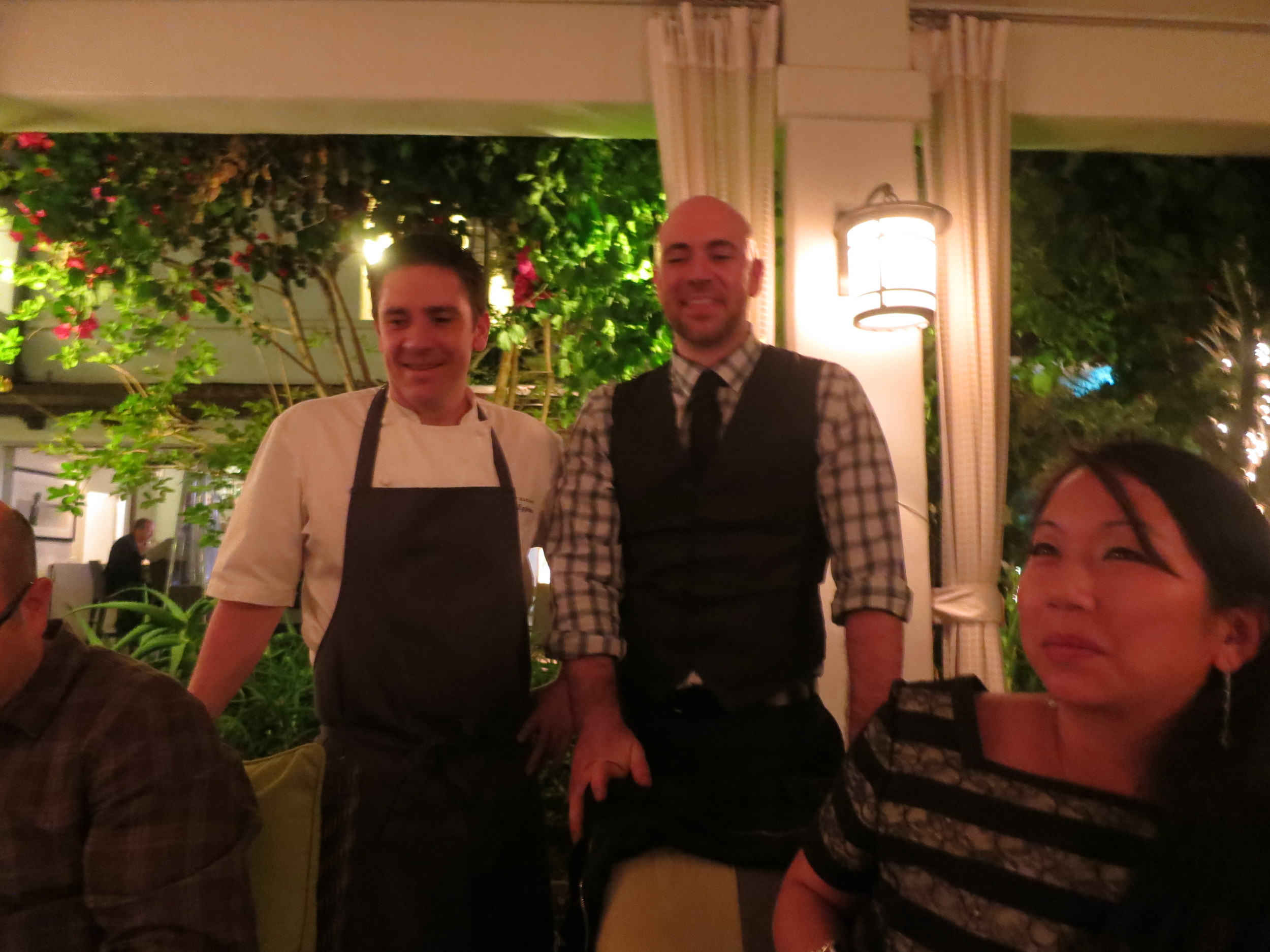 Cavatina Executive Chef Roger Eggleston
