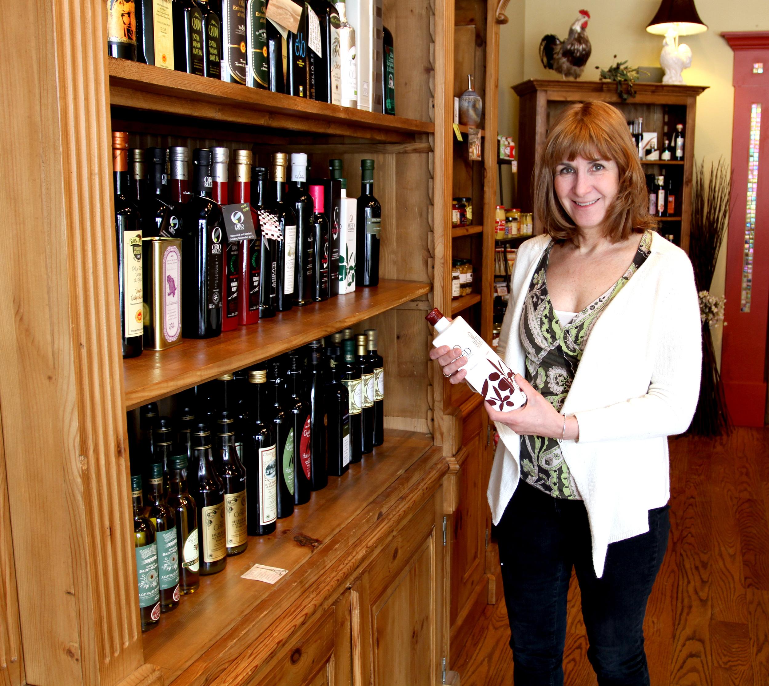 Karen Rose, City Olive Owner  |Foodable WebTV Network