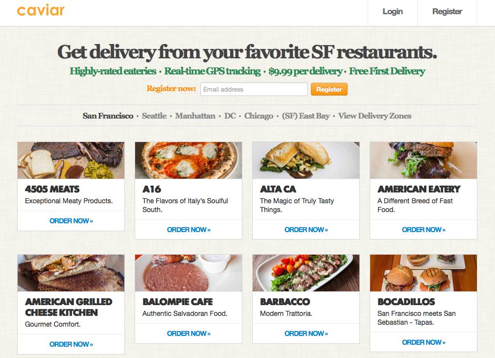 Foodable WebTV Network