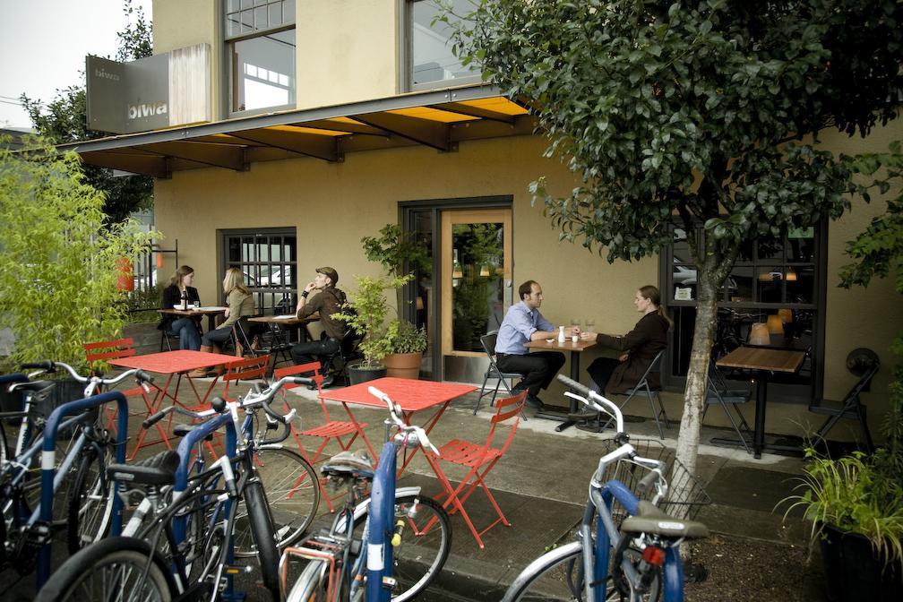 Biwa exterior | Foodable WebTV Network