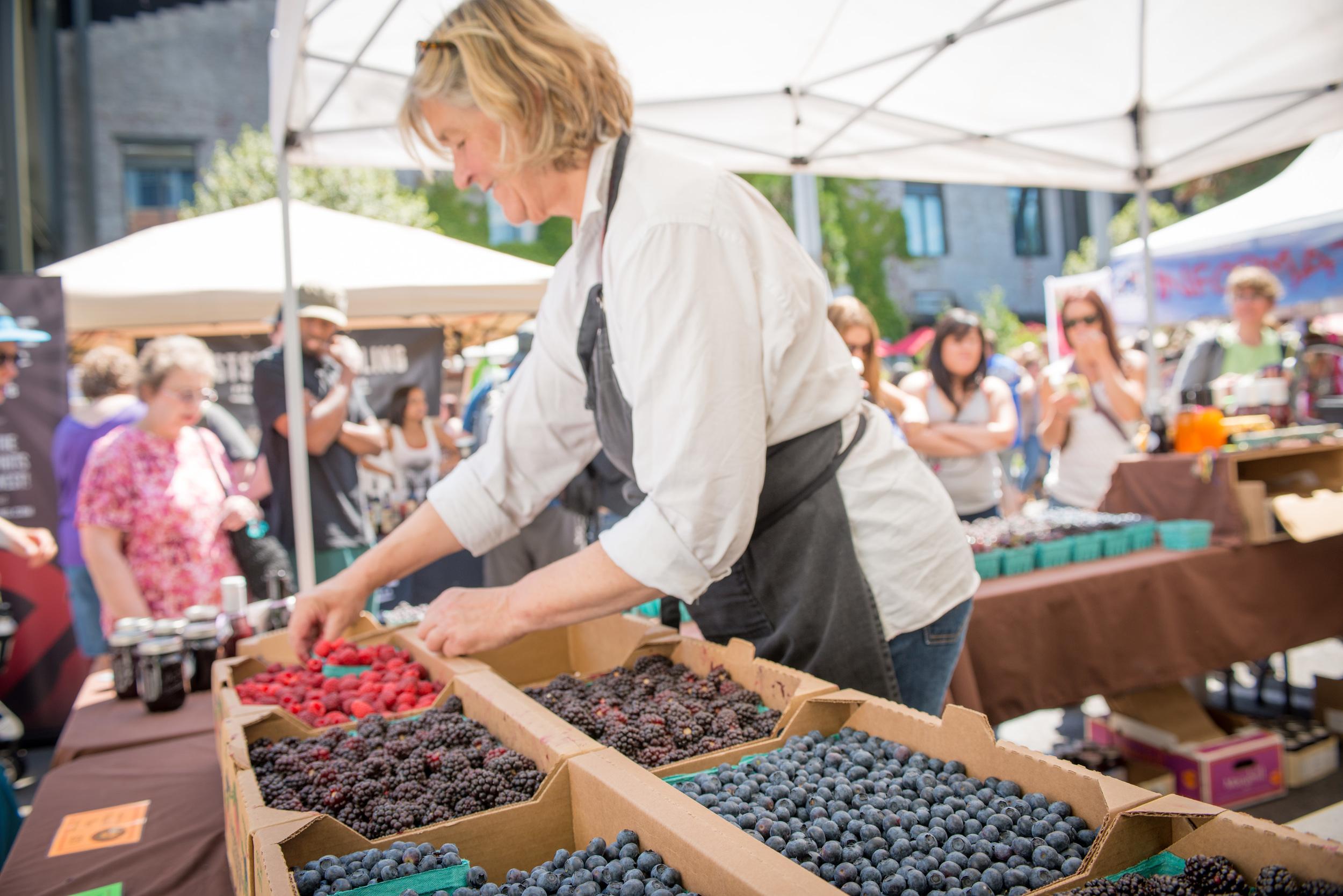 Credit:Oregon Berry Festival
