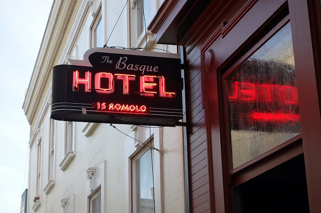 15 Romolo in The Basque Hotel  | Foodable WebTV Network