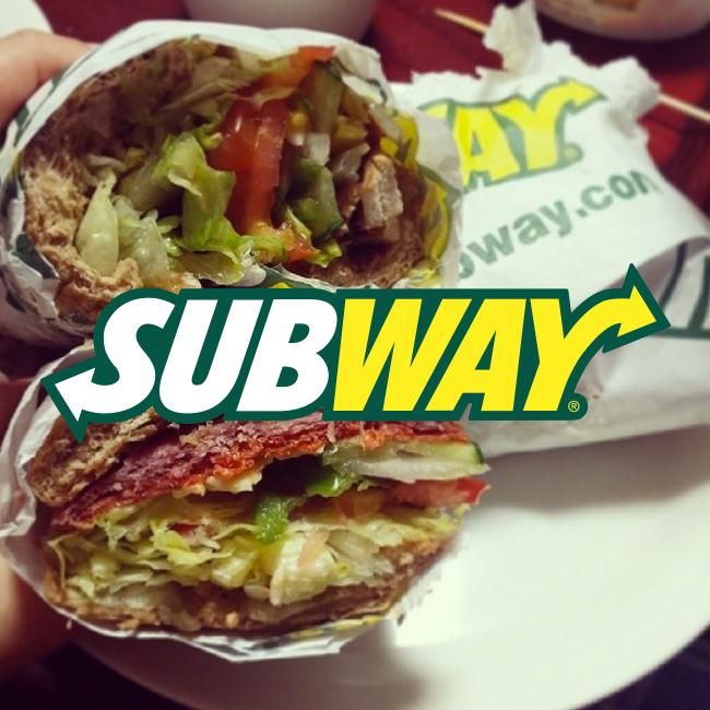 #1 Subway