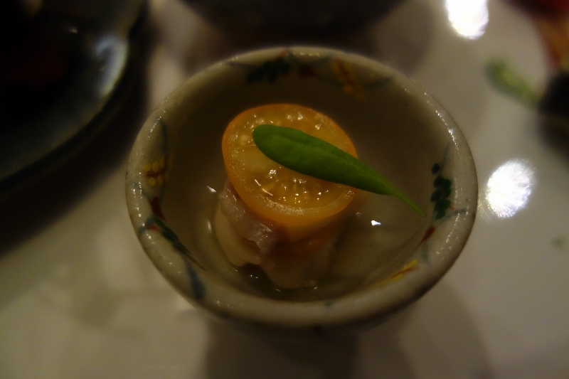 Thai Ceviche at n/naka | FOODABLE WEBTV NETWORK