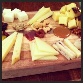 Cheese Plate at Talula's Daily  | CREDIT: YELP, Diane R.