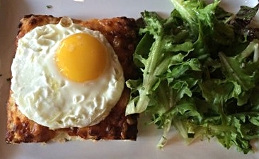 Croque Madame at the new Bar Boulud in Boston  | YELP, Michael C.