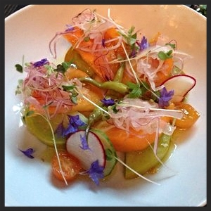 Tomato Salad at Ataula  | YELP, William H.