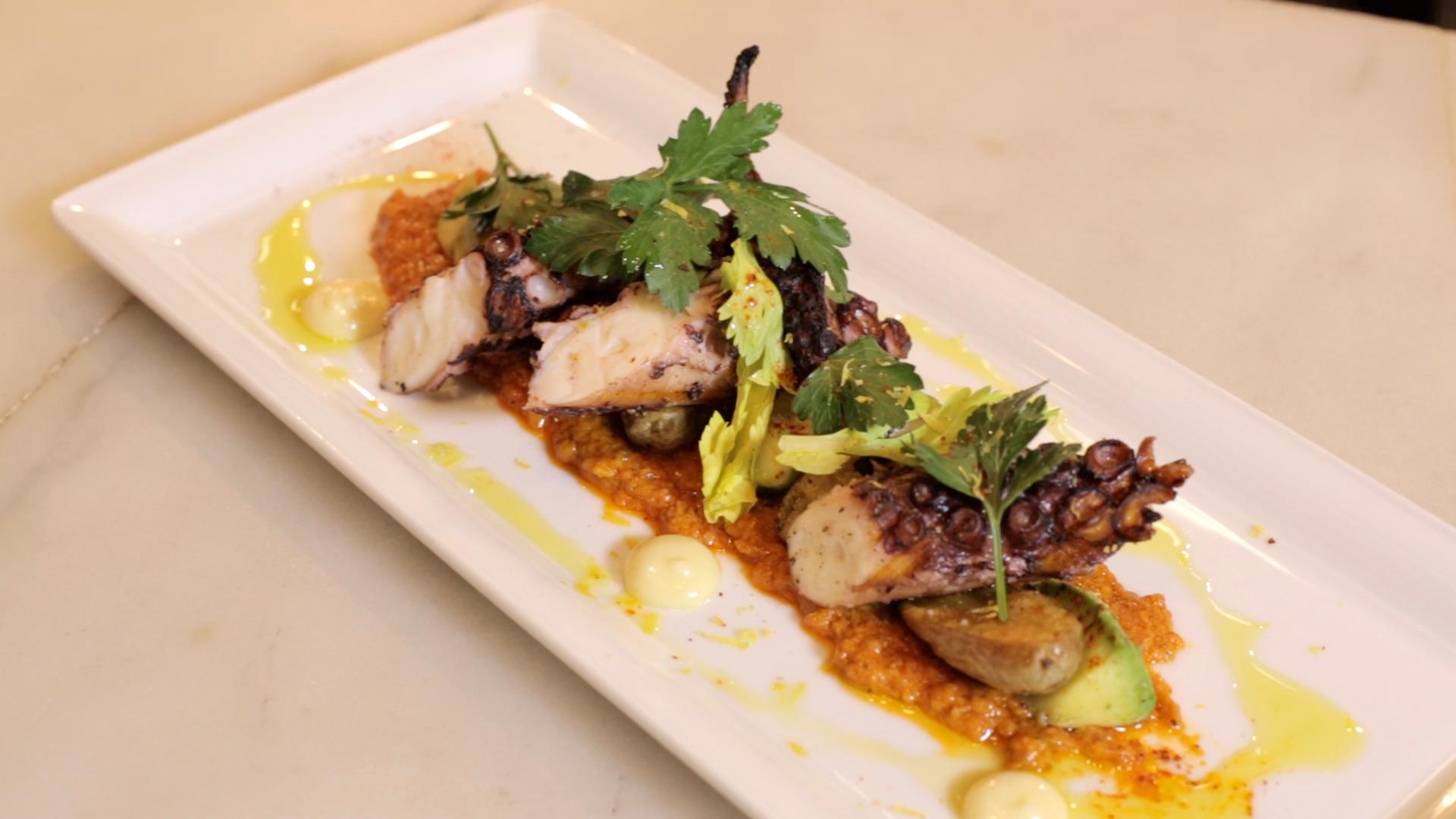 Dish at Honey Salt  | Foodable WebTV Network