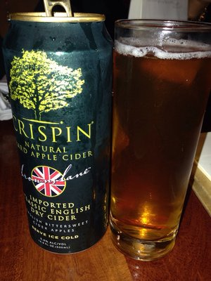 Canned Crispin at Borgne    YELP