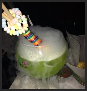 Cocktail from the Sugar Factory  | YELP